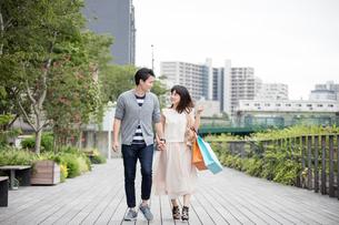 デートをするカップルの素材 [FYI00491663]