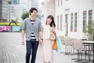 デートをするカップルの素材 [FYI00491667]