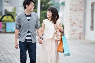 デートをするカップルの素材 [FYI00491671]