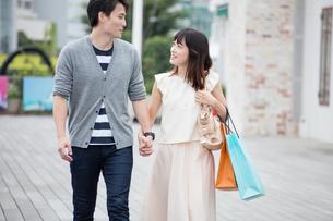 デートをするカップルの素材 [FYI00491673]