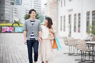 デートをするカップルの素材 [FYI00491678]
