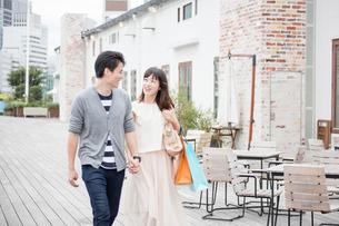 デートをするカップルの素材 [FYI00491679]