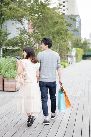 デートをするカップルの素材 [FYI00491686]