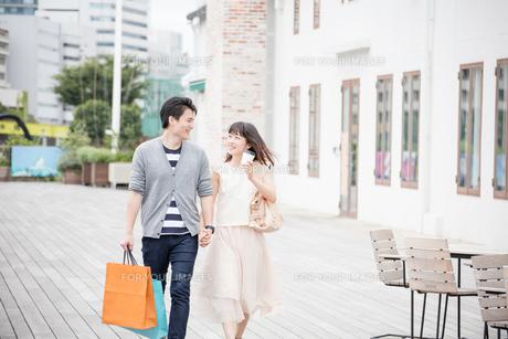 デートをするカップルの素材 [FYI00491688]