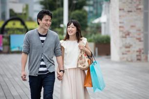デートをするカップルの素材 [FYI00491689]