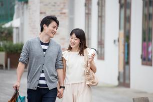 デートをするカップルの素材 [FYI00491699]