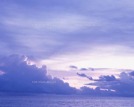 空の写真素材 [FYI00491912]