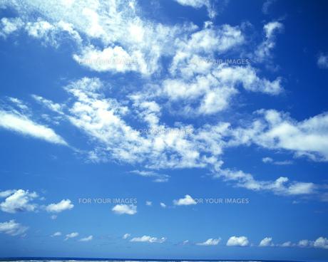 空の写真素材 [FYI00491931]