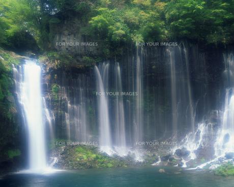 滝の素材 [FYI00492365]