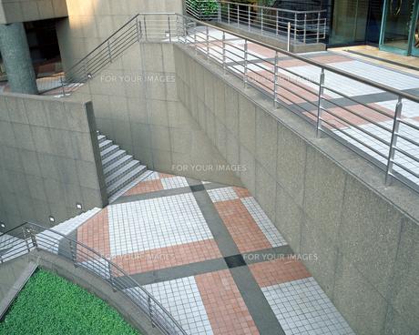 階段の写真素材 [FYI00492411]