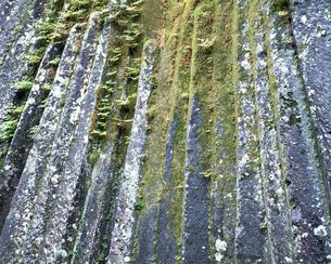 岩肌の写真素材 [FYI00492478]