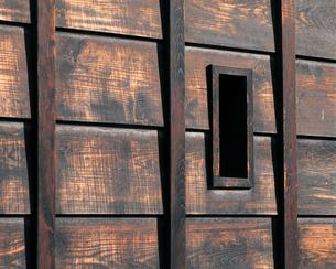 木戸の写真素材 [FYI00492595]
