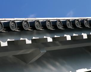 屋根の写真素材 [FYI00492597]