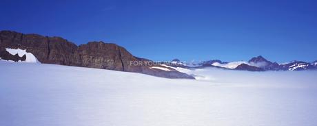 キナイ・フィヨルド氷河の素材 [FYI00492792]
