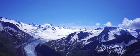 キナイ・フィヨルド氷河の素材 [FYI00492805]