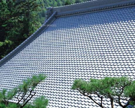 屋根の写真素材 [FYI00492862]