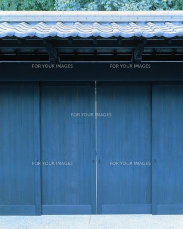 塀の素材 [FYI00492872]