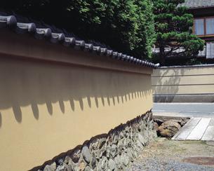土塀の素材 [FYI00492874]