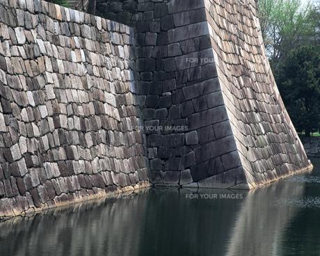 石垣の素材 [FYI00492895]