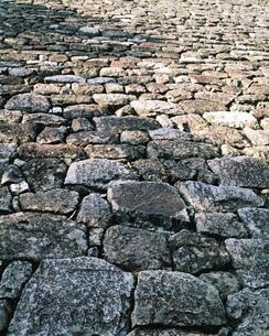石畳の素材 [FYI00492901]