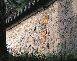 土壁の素材 [FYI00492921]