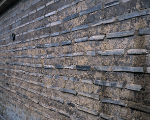 土壁の素材 [FYI00492922]