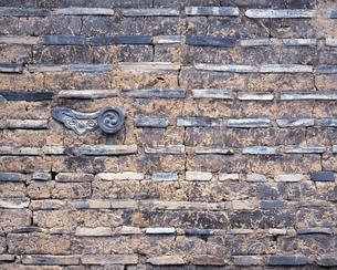 土壁の素材 [FYI00492923]