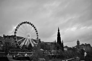 Edinburgh エディンバラ イギリスの写真素材 [FYI00496043]