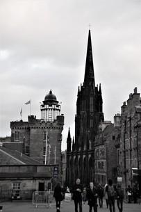 Edinburgh エディンバラ イギリスの写真素材 [FYI00496044]