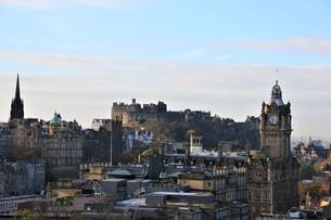 Edinburgh エディンバラ イギリスの写真素材 [FYI00496045]