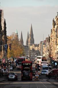 Edinburgh エディンバラ イギリスの写真素材 [FYI00496048]