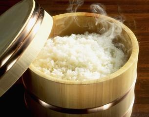 炊きたてのご飯の写真素材 [FYI00496085]