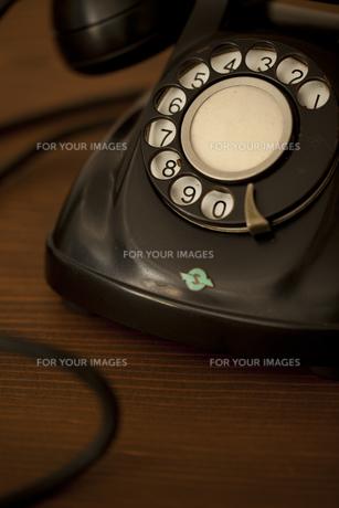 レトロな電話 の素材 [FYI00496462]