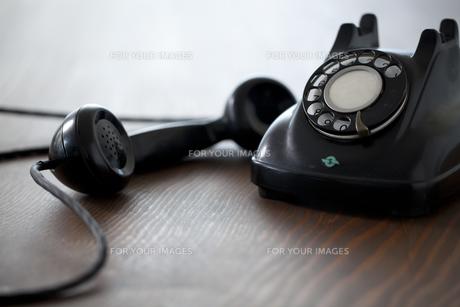 レトロな電話の素材 [FYI00496465]