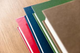 積み重ねた本の写真素材 [FYI00497197]