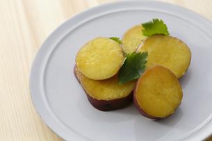 焼きサツマイモの写真素材 [FYI00497271]
