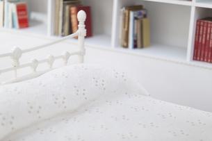 ベッドの写真素材 [FYI00497300]