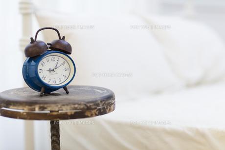 目覚まし時計の写真素材 [FYI00497329]