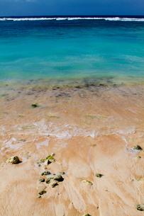 リゾートの海岸と海の写真素材 [FYI00497496]