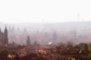 チェコ共和国 プラハの町並みの写真素材 [FYI00497560]