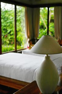 インドネシア共和国 リゾートホテルの写真素材 [FYI00497889]