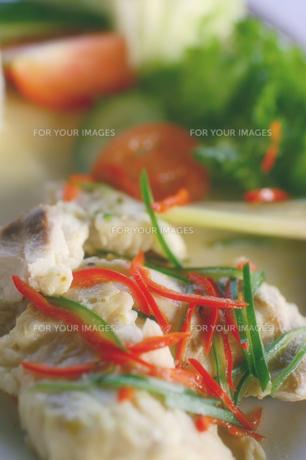 インドネシア料理の写真素材 [FYI00497900]