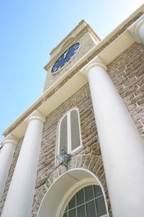 オアフ最古の由緒ある教会 カワイアハオ教会の写真素材 [FYI00498035]