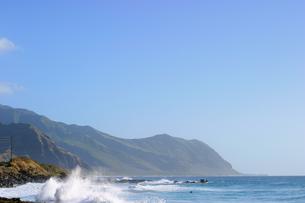 ハワイオアフ島、ヨコハマベイの様子の写真素材 [FYI00498105]