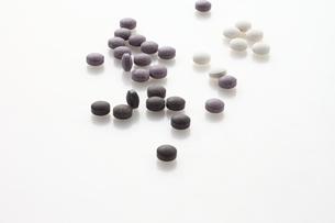 サプリメント 栄養食品の写真素材 [FYI00498287]