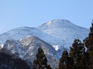 冬の秩父 武甲山の素材 [FYI00498432]