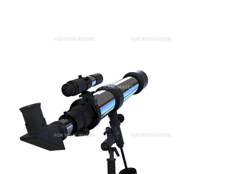 天体観測 望遠鏡の写真素材 [FYI00498514]