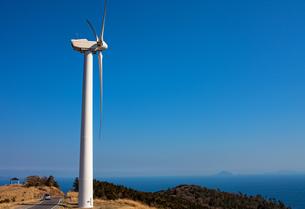 風力発電所の素材 [FYI00498524]