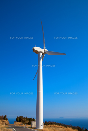 風力発電所の素材 [FYI00498528]