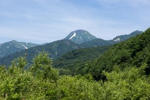 妙高連山の写真素材 [FYI00498890]